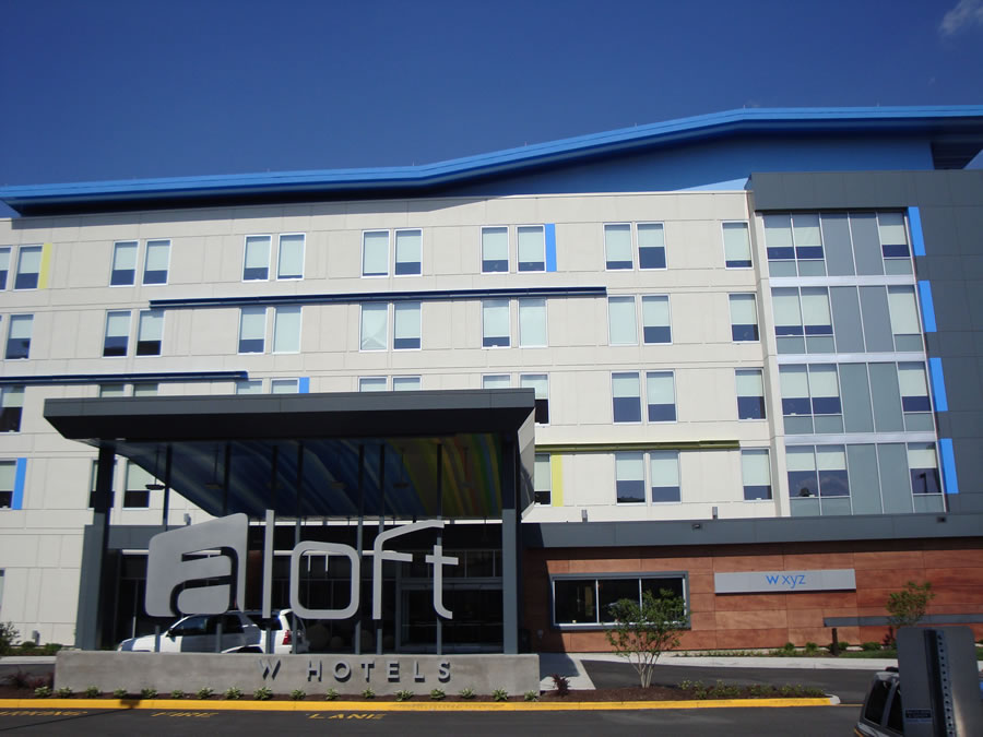 Chesapeake hotel deals and vacation packages at the Aloft ChesapeakeLocation: Crossways Boulevard, Chesapeake, , Virginia.